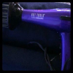 Hot tools turbo ceramic dryer
